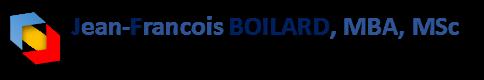 Jean-Francois Boilard, MBA, MSc